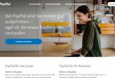 PayPal – Zahlungsanbieter, E-Wallet, Payment Prozessor