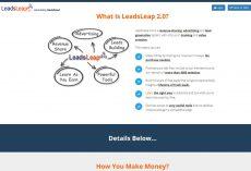 LeadsLeap 2.0 – Leads, Werben, RevenueShare …