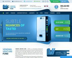 Vending Venture Funds – HYIP mit täglicher Ausschüttung