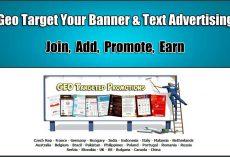 Bannertausch, Banner Exchange mit Geotargeting